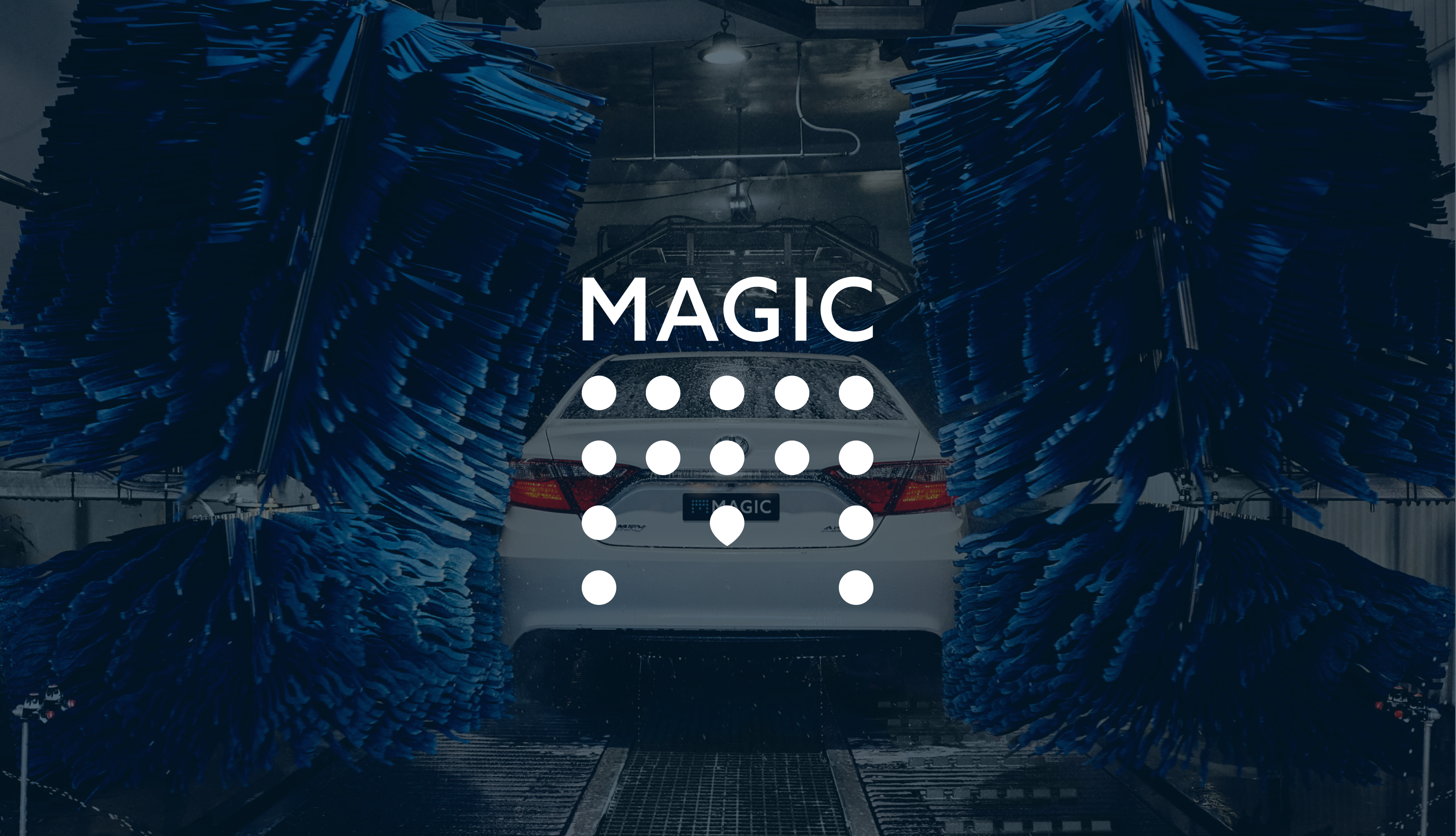 Magic Hand Carwash