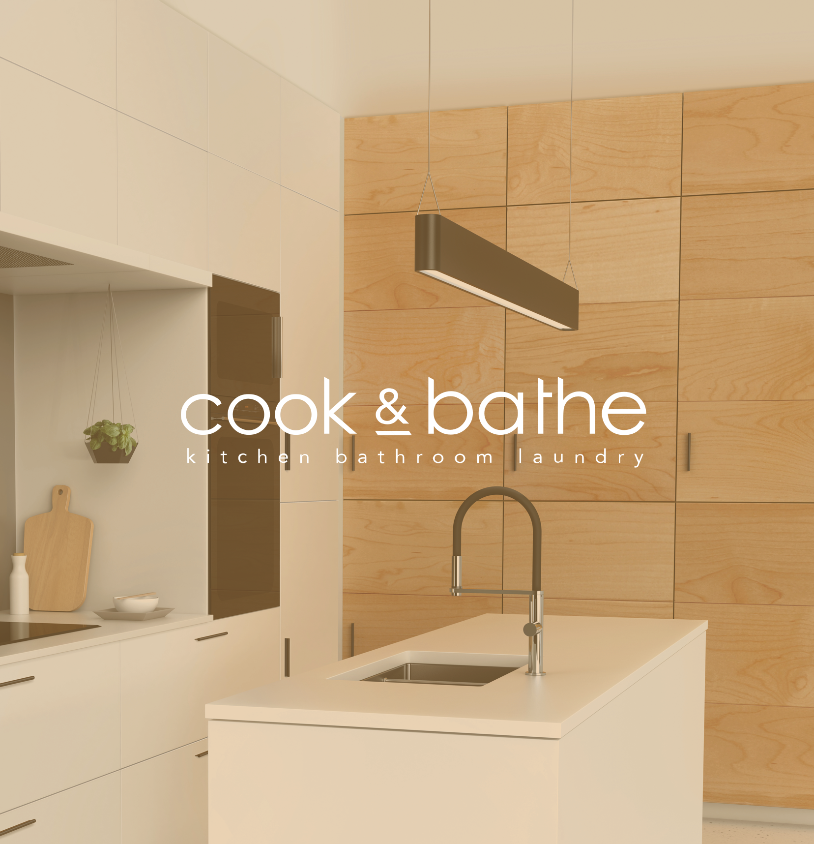 Cook & Bathe Logo