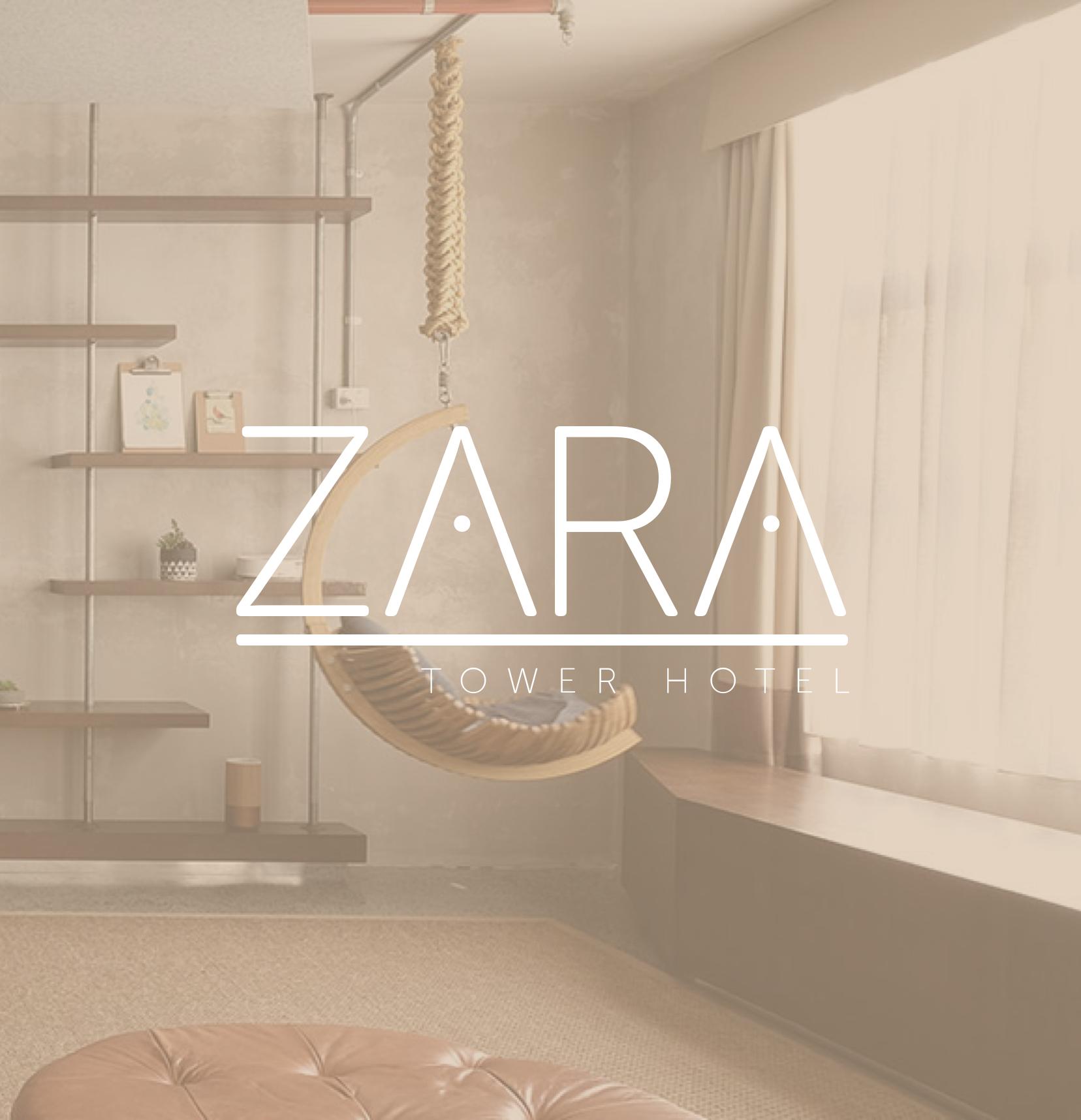 Zara Tower Logo