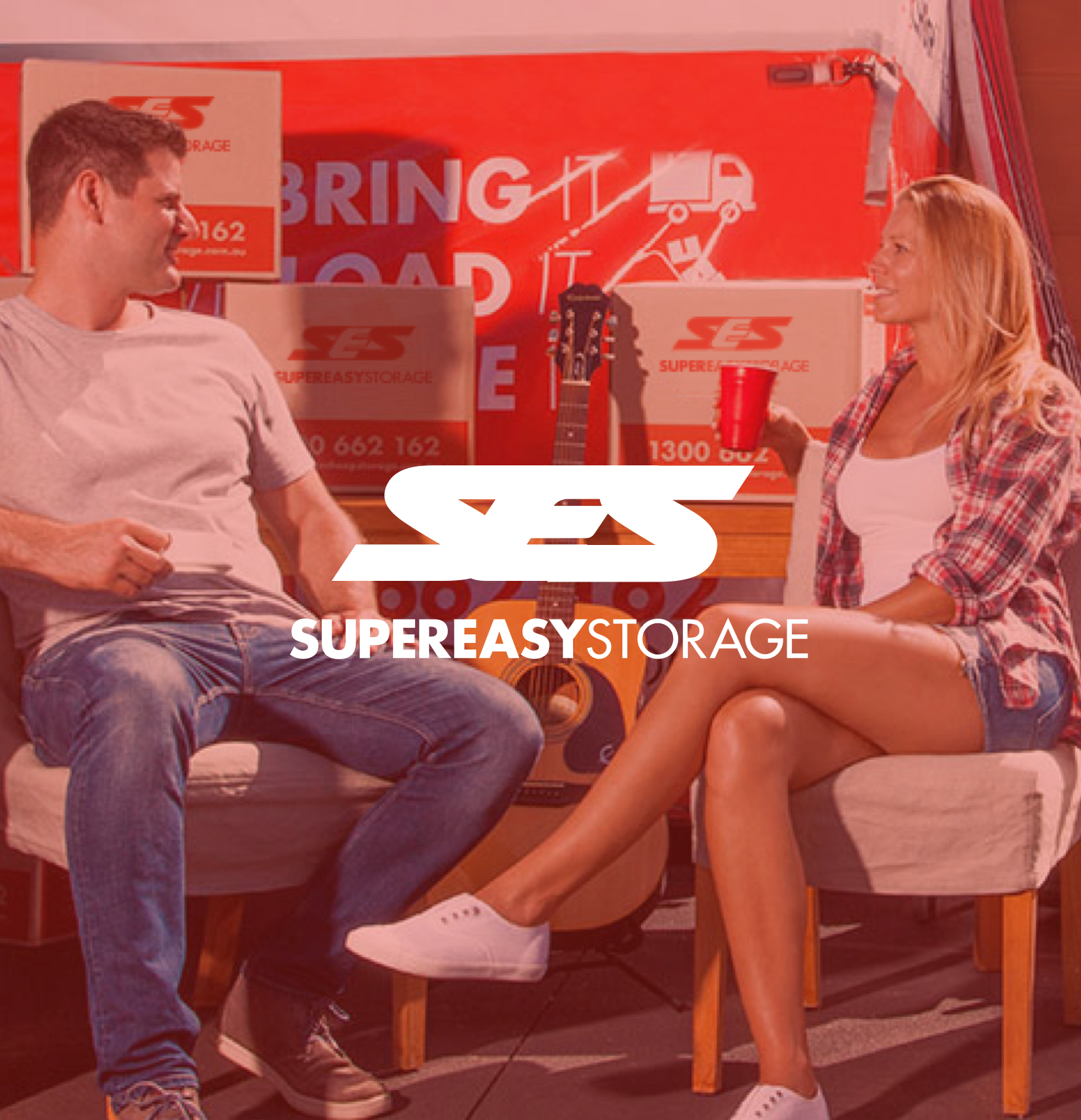 Super Easy Storage Logo